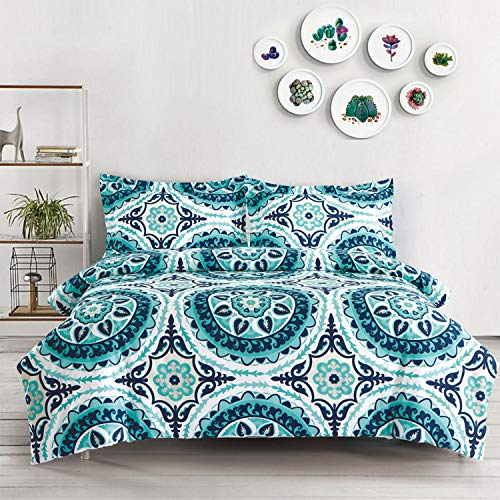 rouse In Cloud Teal Comforter Comforter Sets