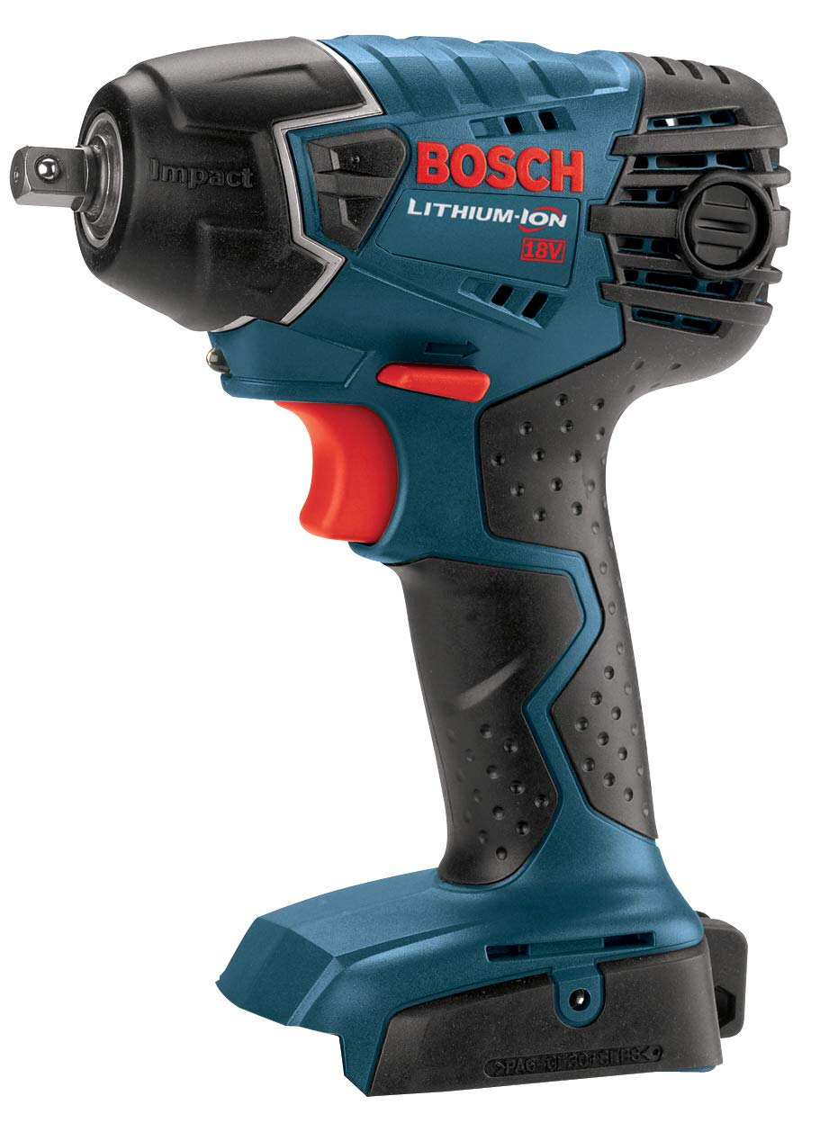 Bosch Bare-Tool IWH181B 18-Volt Lithium-Ion 3/8-Inch Square Drive Impact Wrench