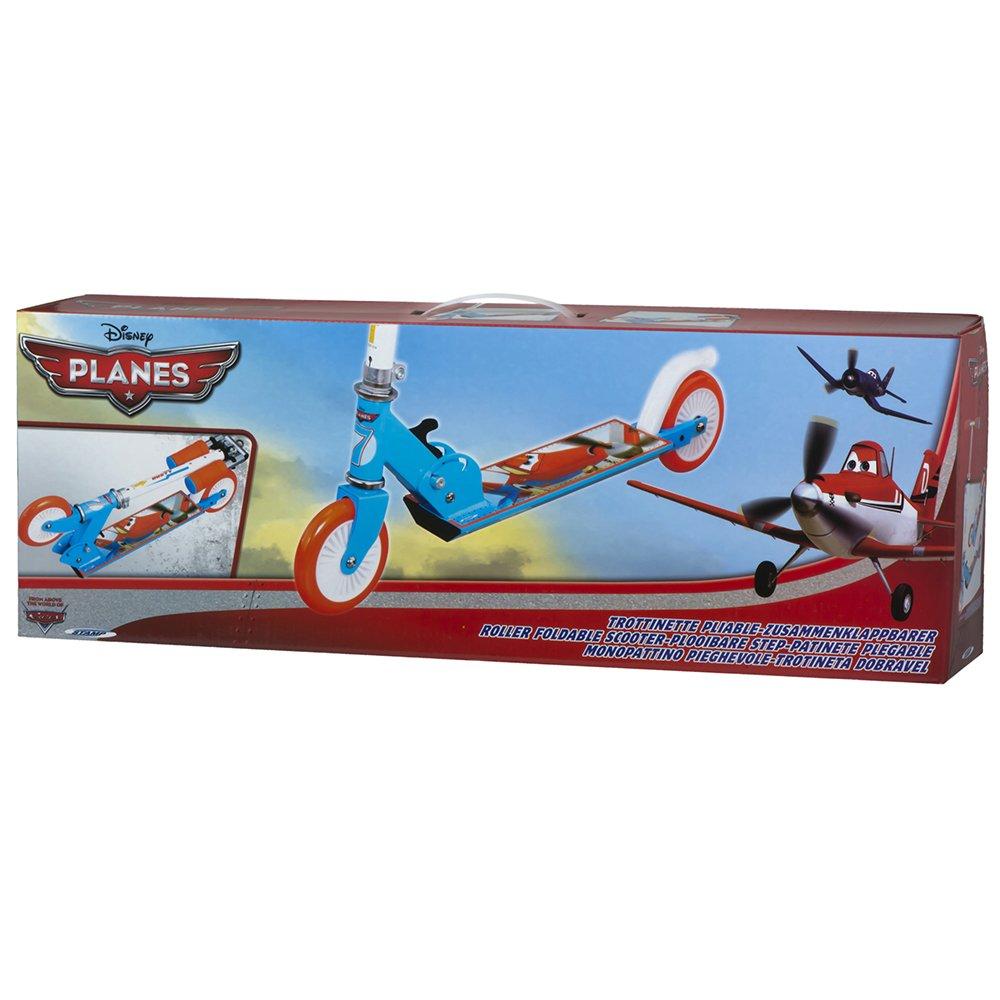 ColorBaby - Scooter de aluminio con diseño de Planes (40588)