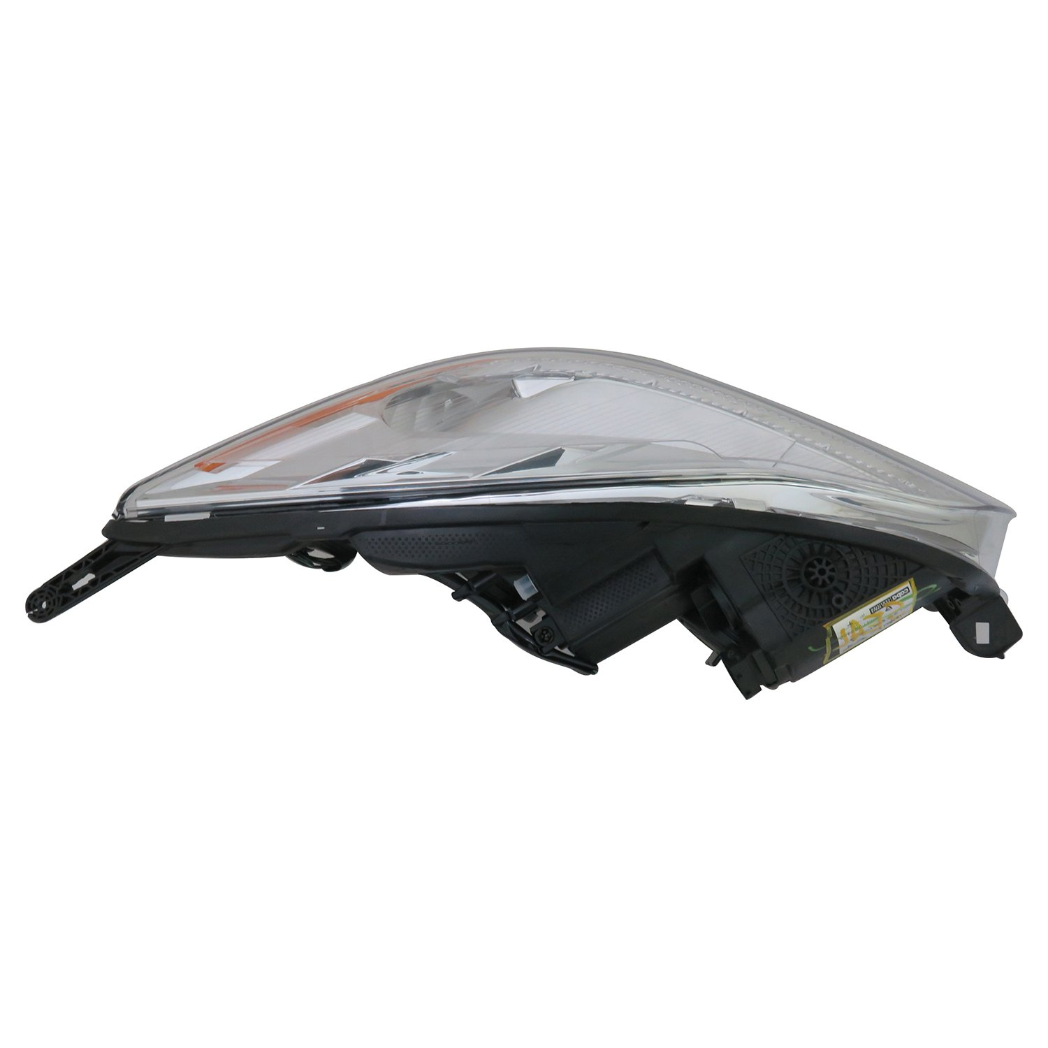 Left Buick Regal TYC 20-9242-00-9 Replacement Head Lamp