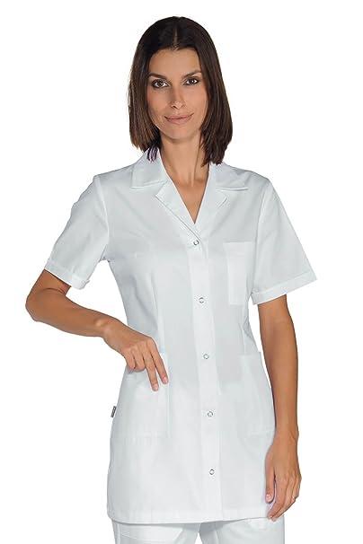 Isacco-Camiseta para Mujer, diseño de médico Marbella, 100% algodón: Amazon.es: Industria, empresas y ciencia