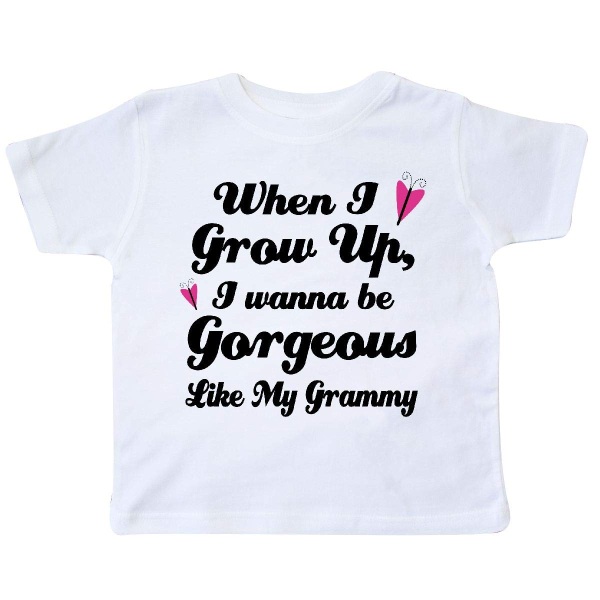 inktastic Gorgeous Like My Grammy Toddler T-Shirt