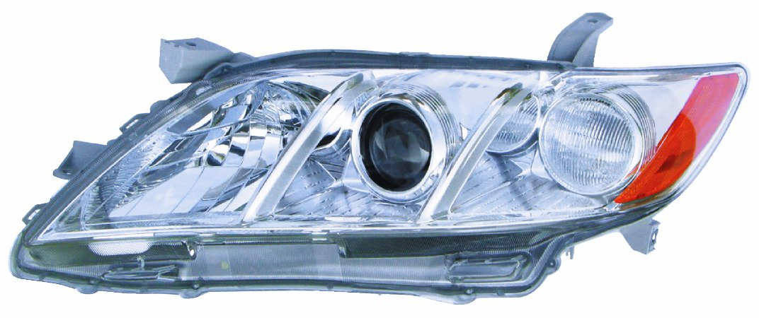 Eagle Eyes TY417-B001L Toyota Driver Side Head Lamp Assembly TO2502107V EE-TY417-B001L