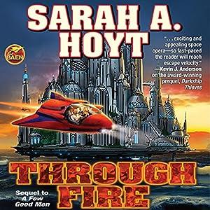 Through Fire Audiobook
