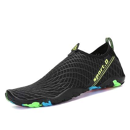 0ec79add6 OHQ Zapatos De Agua para Buceo Snorkel Surf Piscina Playa Vela Mar RíO Aqua  Cycling Deportes