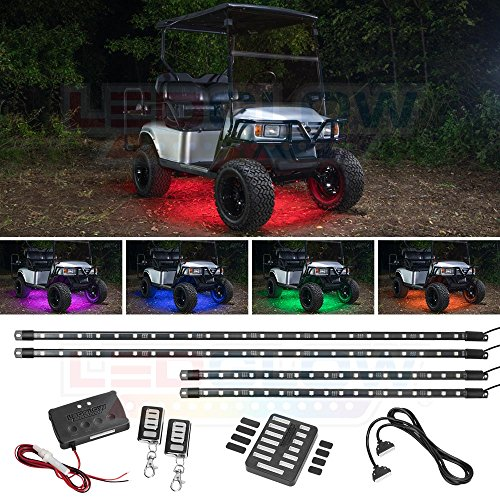 Million Color Wireless Led Underbody Lighting Kit in US - 9