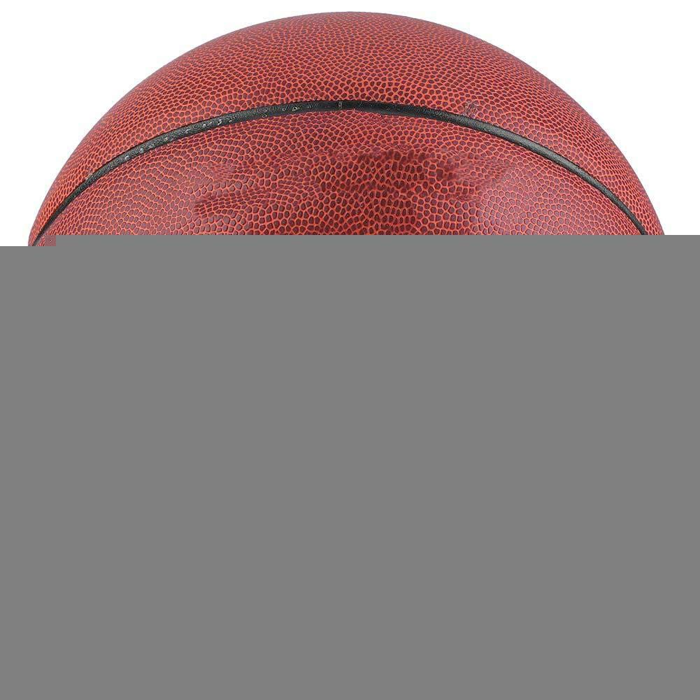 Alomejor Size7 Street Basketball Youth Basketball PU Leather for Indoor Outdoor Play