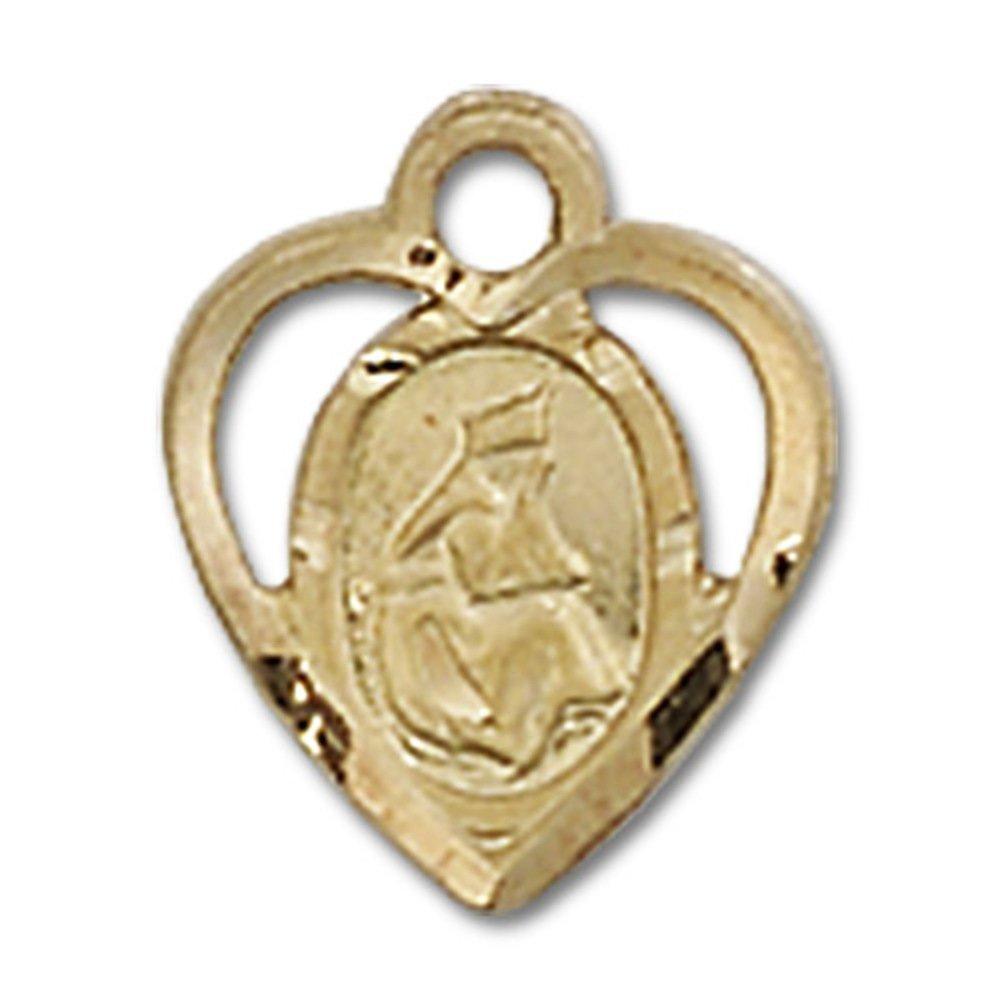 出産祝い 14 14 ktイエローゴールドOur Lady of/ La Saletteメダル3 B00P5ALO28/ 8 x 1/ 4インチ B00P5ALO28, サンオータス:3d7a7ba4 --- narvafouette.eu