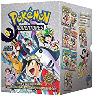 Pokemon Adventures Gold & Silver Box Set: Volumes