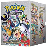 Pokémon Adventures Gold & Silver Box Set (set includes Vol. 8-14) (Pokemon)
