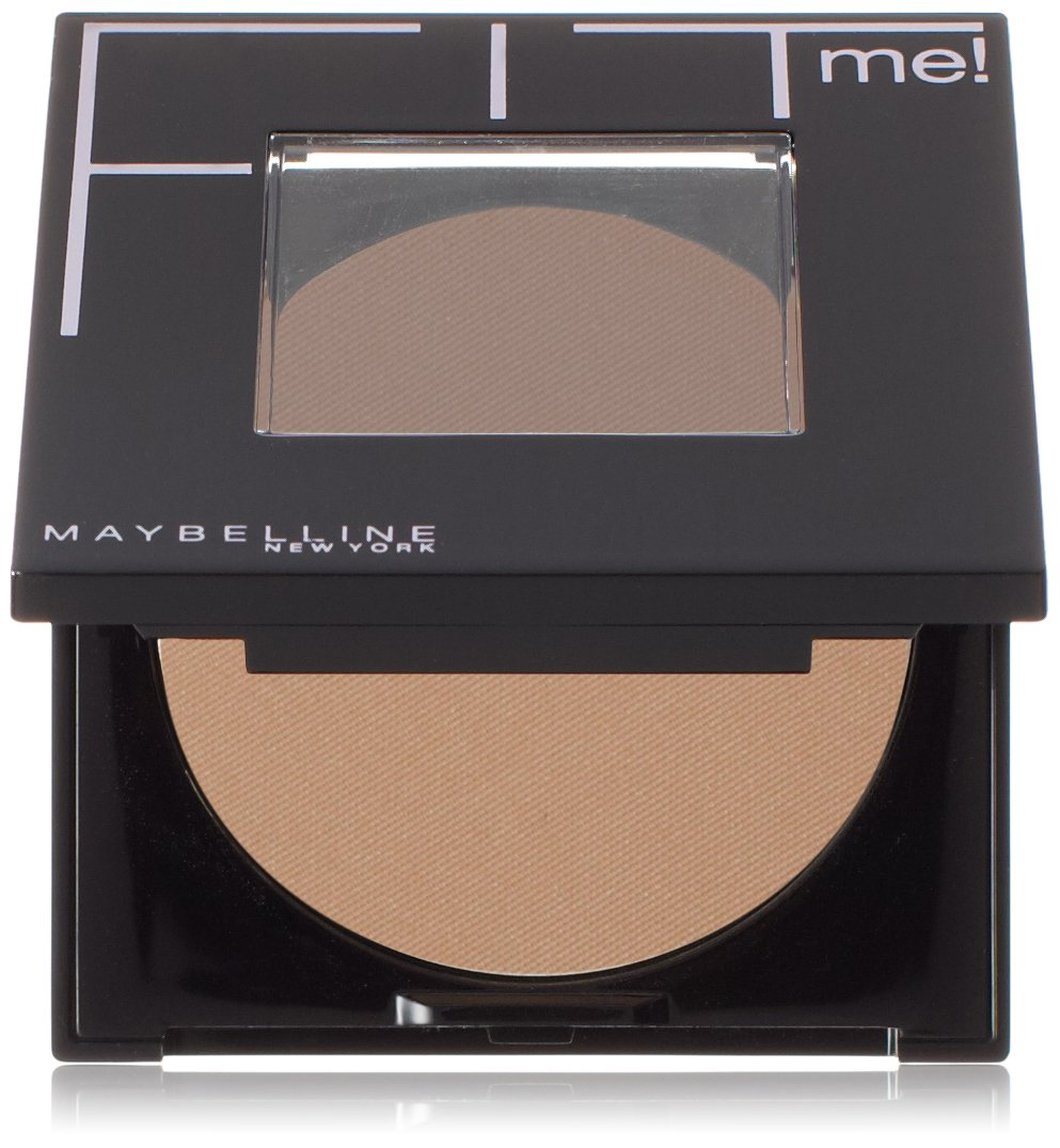 Maybelline New York Fit Me! Powder, 315 Soft Honey, 0.3 Ounce