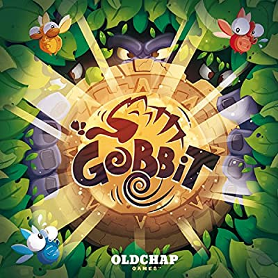 OldChap Editions–gobbit oldchap Games- Cards, 1Set: Toys & Games