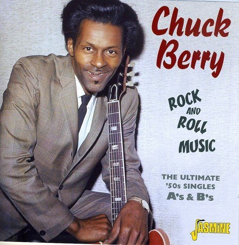 Rock And Roll Music - The Ultimate 50s Singles As & Bs [ORIGINAL RECORDINGS REMASTERED] by Chuck Berry (2009-10-06) (The Chuck Berry Single Rock And Roll Music)