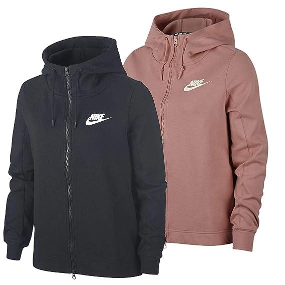 Nike – W NSW Av15 FZ, Felpa Donna