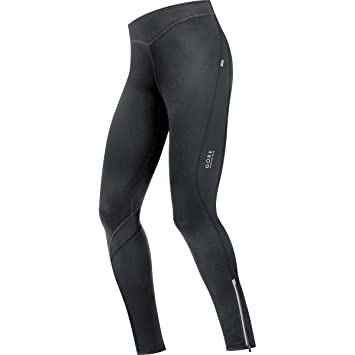 GORE RUNNING WEAR Mallas largas para correr, Mujer, GORE Selected Fabrics, ESSENTIAL LADY 2.0 Tights, Talla 34, Negro, TESSLG990002: Amazon.es: Deportes y ...