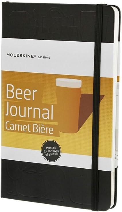 Amazon.com: Moleskine Passion Journal - Cuaderno de cerveza ...