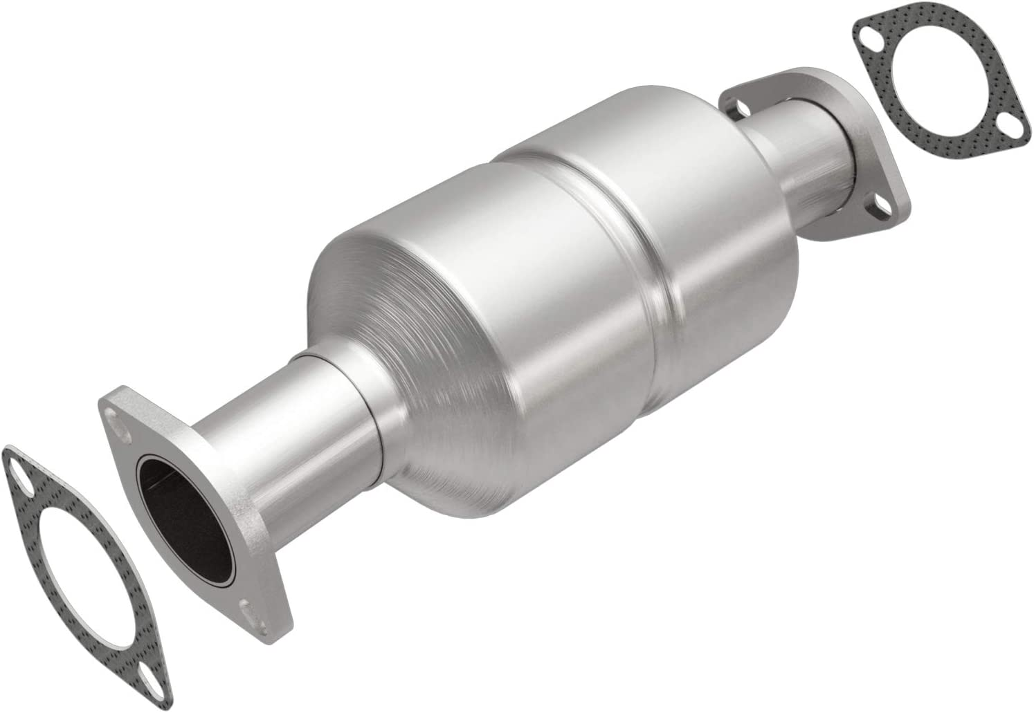 23684 MagnaFlow Stainless Steel Direct-Fit Standard Catalytic Convertor