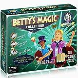 Learn & Climb Betty's Magic kit for Kids - Master Over 100 Magic Tricks Set