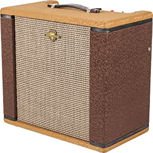 Fender Pawn Shop Ramparte Guitar Amplifier, Brown