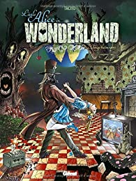 Little Alice in Wonderland, Tome 2  par Franck Tacito