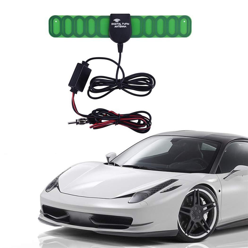 Fansport Autoantenne Universal Autoradioantenne Aus Kunststoff Auto FM Antenne