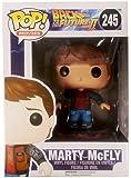 Retour vers le Futur 2 POP! Movies Vinyl figurine Marty McFly Hoverboard 10 cm