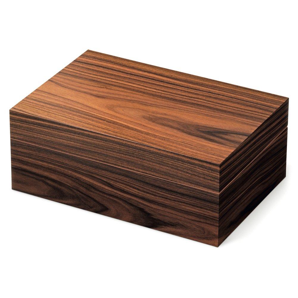 Davidoff DA90816 Holz Humidor Box für Zigarren, Zigarren-Zubehör - Braun