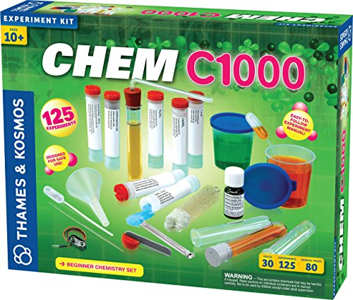 Thames & Kosmos CHEM C1000 (V 2.0) - Experiment Set