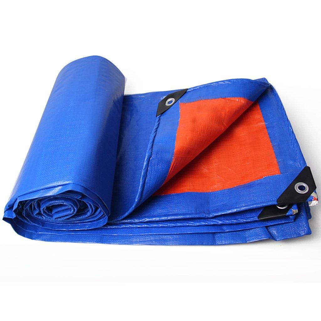 ZCCPB Panno di stoffa antipioggia Coperta di stoffa antipioggia Panno di stoffa per il sole Parasole Panno di plastica Panno antipioggia (dimensioni   3  5m)