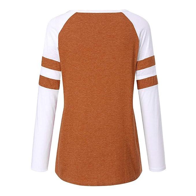 Amazon.com: Christmas Deals! Teresamoon Festival Christmas Womens Reindeer Blouses T-Shirt Xmas Long Sleeve Tops OR/S: Electronics