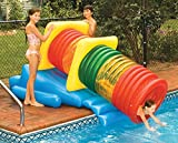 Water Sports Deluxe Swimming Pool Inflatable Water Park Slide Maze Play System