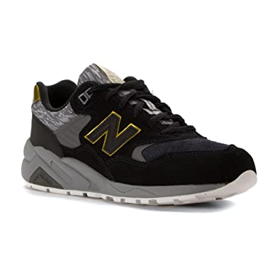 New Balance Women's WRT580 Molten Metal Fashion Sneakers