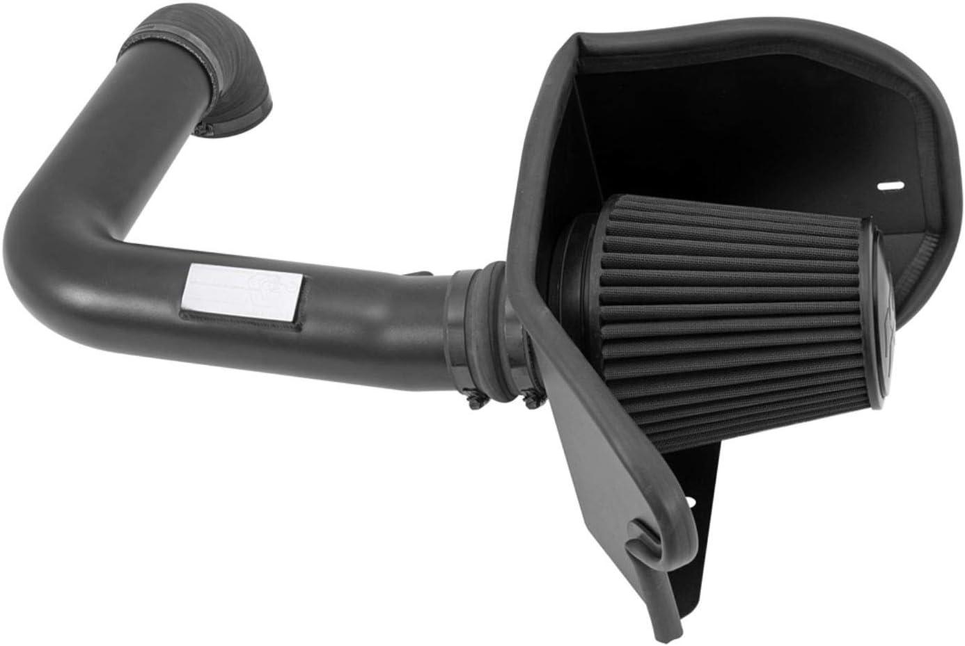 K/&N 71-2556 Blackhawk Induction Air Intake System