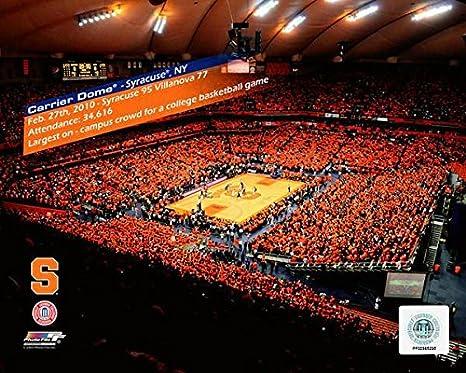 Amazon Com Carrier Dome Syracuse Orangemen Stadium Photo