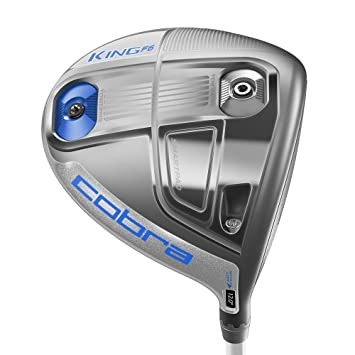 Cobra King F6 Driver Silver/Blue, Womens, Rechts: Amazon.es ...