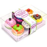 Wood Eats! Scrumptious Cupcakes Dessert Set (6pcs.) by Imagination Generation
