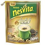 Nestle Nesvita Soy Milk with Wholegrain Instant Breakfast Drink 300g. (25g.x12 Sachets / Pack)