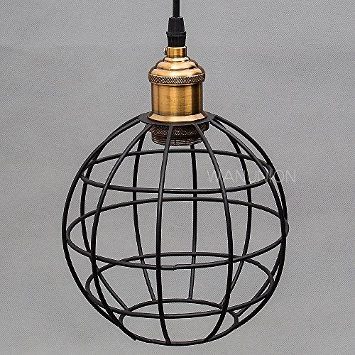 Wire Ball Light Pendant