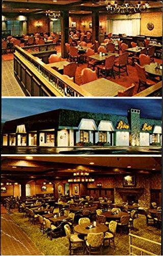 The Bishop Buffet Of Gateway Shopping Center Lincoln, Nebraska Original Vintage - Gateways Shopping