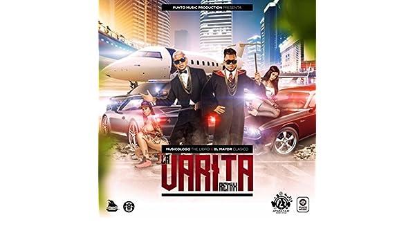 La Varita (Remix) [feat. El Mayor Clasico] by Musicologo The Libro on Amazon Music - Amazon.com