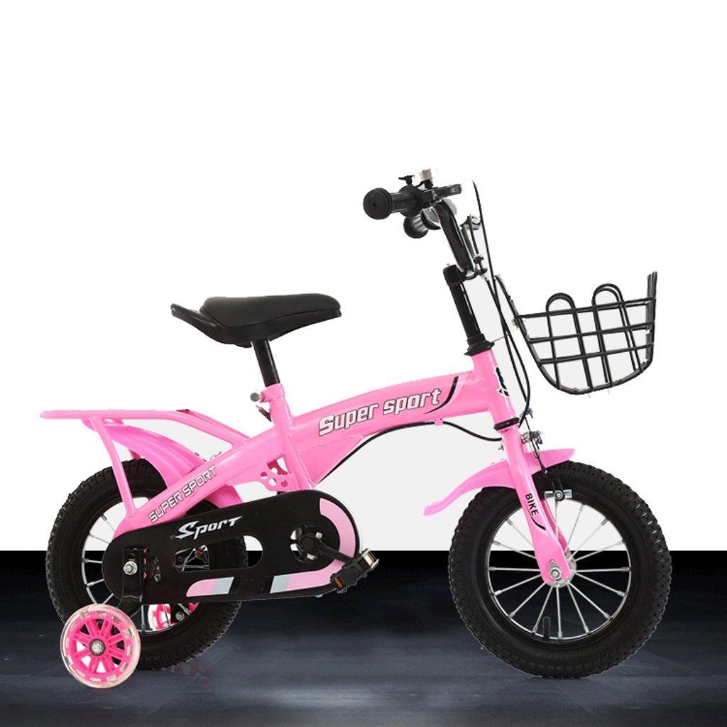 自転車 子供用自転車12/14/16インチ2-3-6-8歳 (サイズ さいず : 14 inch) B07DYHB3F214 inch