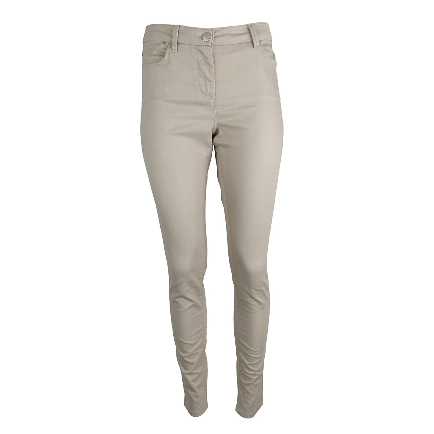 0264b08f0ce Marks and Spencer EX M S Cotton Rich Skinny Fit Jeans Jeggings (UK 8-20)   Amazon.co.uk  Clothing