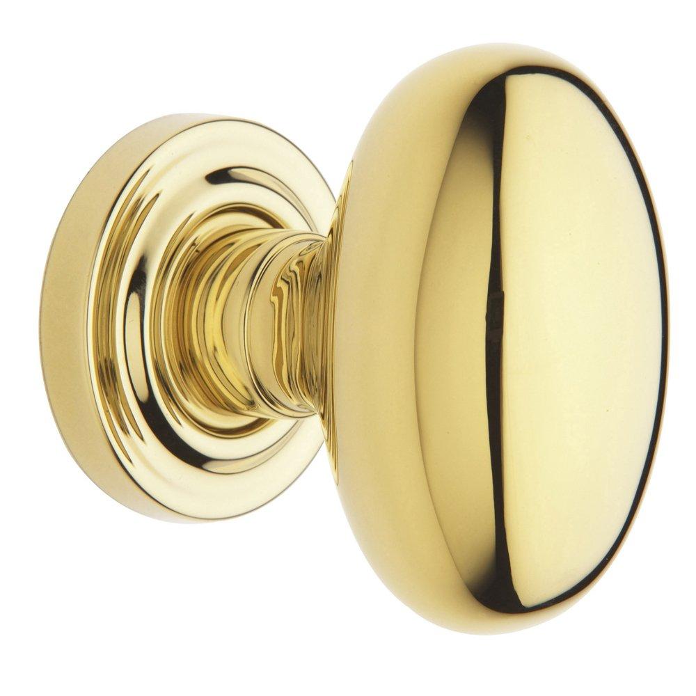 Baldwin 5025.030.PASS Solid Brass Door Knob - Doorknobs - Amazon.com
