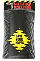 Soft Knees - Easily Installed, No Strap Knee Pads For Those Who Frequently Kneel - 1 Pair