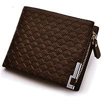 Other Pocket Wallet Dark Coffee Money Clip Card Holder