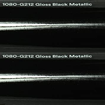24 34 M 3m Autofolie Scotchprint Wrap Film 1080 Gloss G212 Black Metallic Gegossene Glanz Profi Folie 152cm Breite Blasenfrei Mit Luftkanäle Küche Haushalt