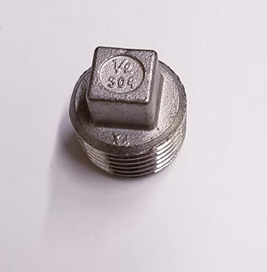 Stainless Steel 304 Union Coupling 1 1//2 Npt Pipe Class 150 from TIB