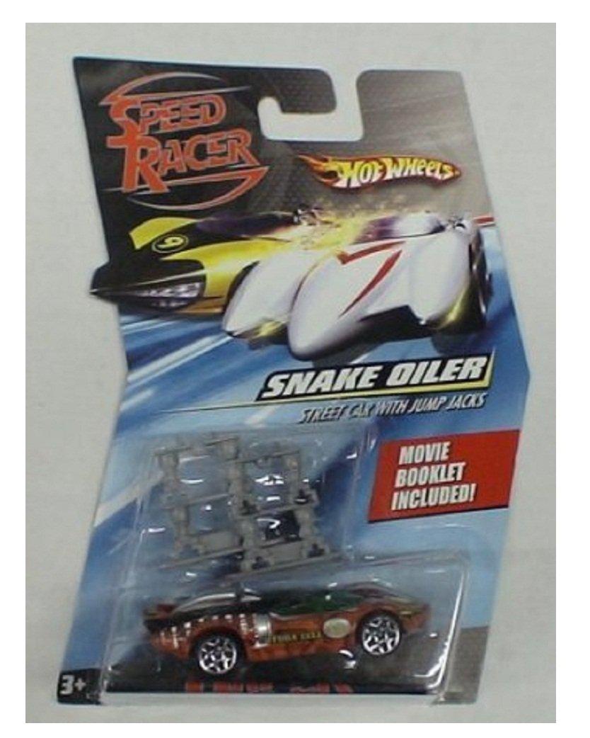 nuevo estilo - - - Speed Racer Snake Oiler Street Car with Jump Jacks  precios mas baratos
