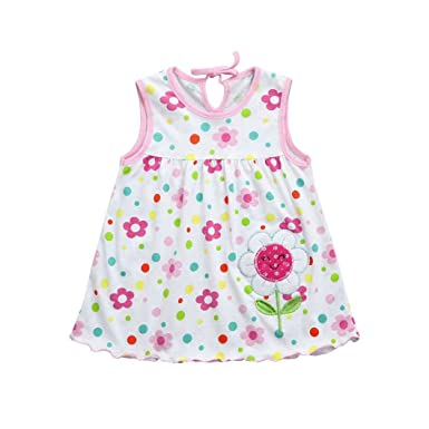 7126b8362927 Lolittas Newest Infant Toddler Baby Girls  Dresses 0-24 Months 0-2 Years