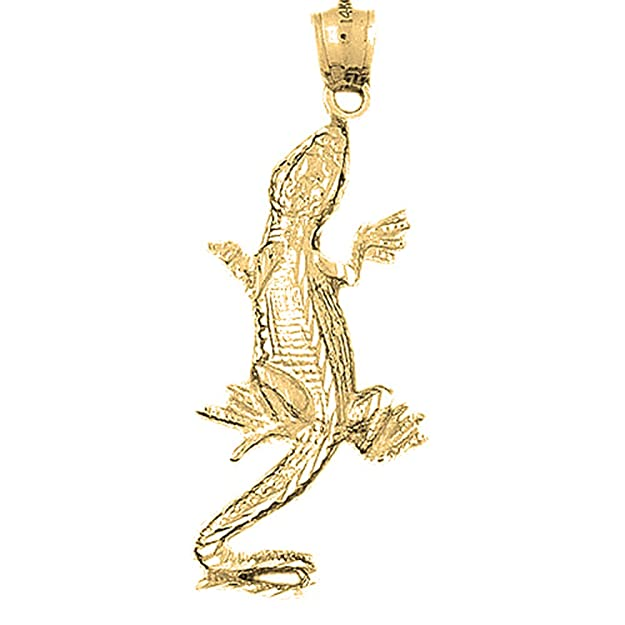 Jewels Obsession Crucifix Necklace 14K Yellow Gold-plated 925 Silver INRI Crucifix Pendant with 16 Necklace